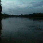 Drava at 4am (had to stay up to see it).