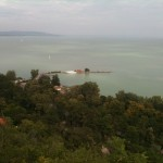 View from Tihany.