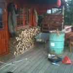 Wood pile no.1