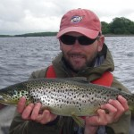 big trout mayfly 186 (Large)
