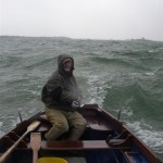 At times the wind got crazy! No place for inexperienced boatmen..