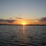 Lough Corrib sunrise