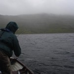 John into a good Seatrout..