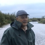 Eddie Purcell, Agreat salmon and trout angler. Eddie has landed more really big trout in Ireland than anybody I know.