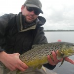 A solid Corrib brown..
