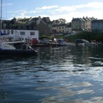 Back to Roundstone at high tide..