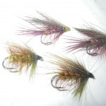 Flies for Inagh or Kylemore..