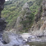 Spectacular terrain..