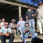 Australia Day crew..