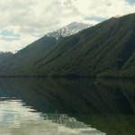 Lake Monowai in all her beauty...