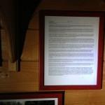 DDiaz's letter!