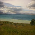 Lake Pukaki, NZ, on the way to the airport...