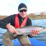 A solid winter rainbow for Mark..