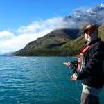 Bess Bucholz, A Wyoming guide for 2 seasons, now working in Queenstown for my good friend Fraser Mackenzie!
