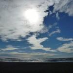 West coast sky..