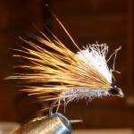 This is my main NZ dry, Inspired by something I saw in Bob Wyatts fly box years ago. This can easily suspend a nymph or 2 and will take plenty fish itself.. even in October!
