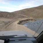 No road!