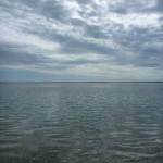 Sea and sky..