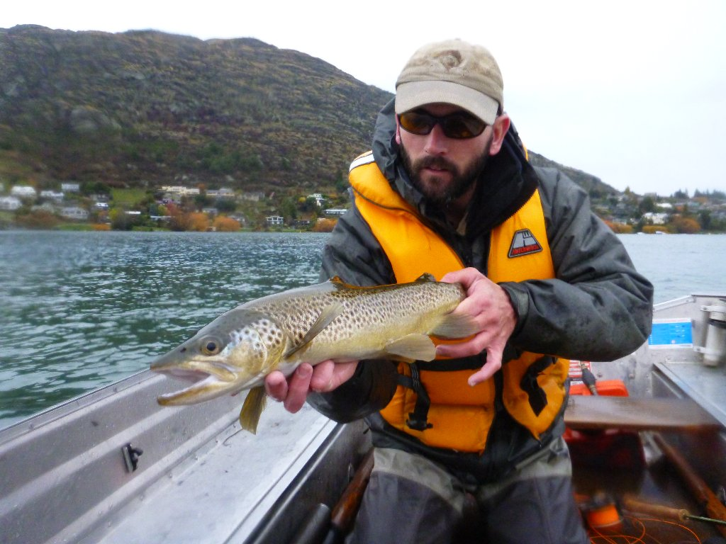The best fish of day 2... What an invigorating 2 days afloat.
