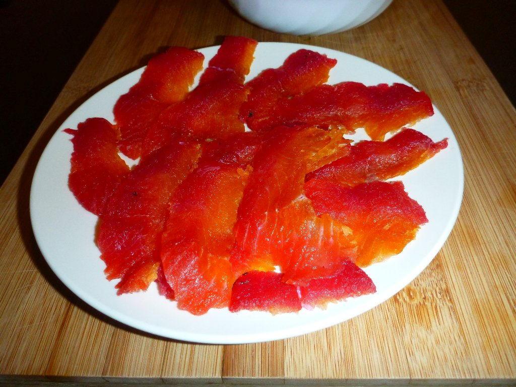 I kept one for Gravad Lax..