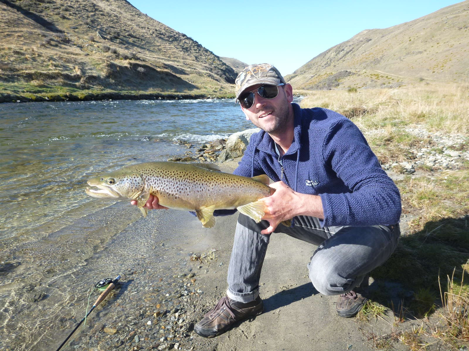 Fishing with Robbie, Oct 2014 006