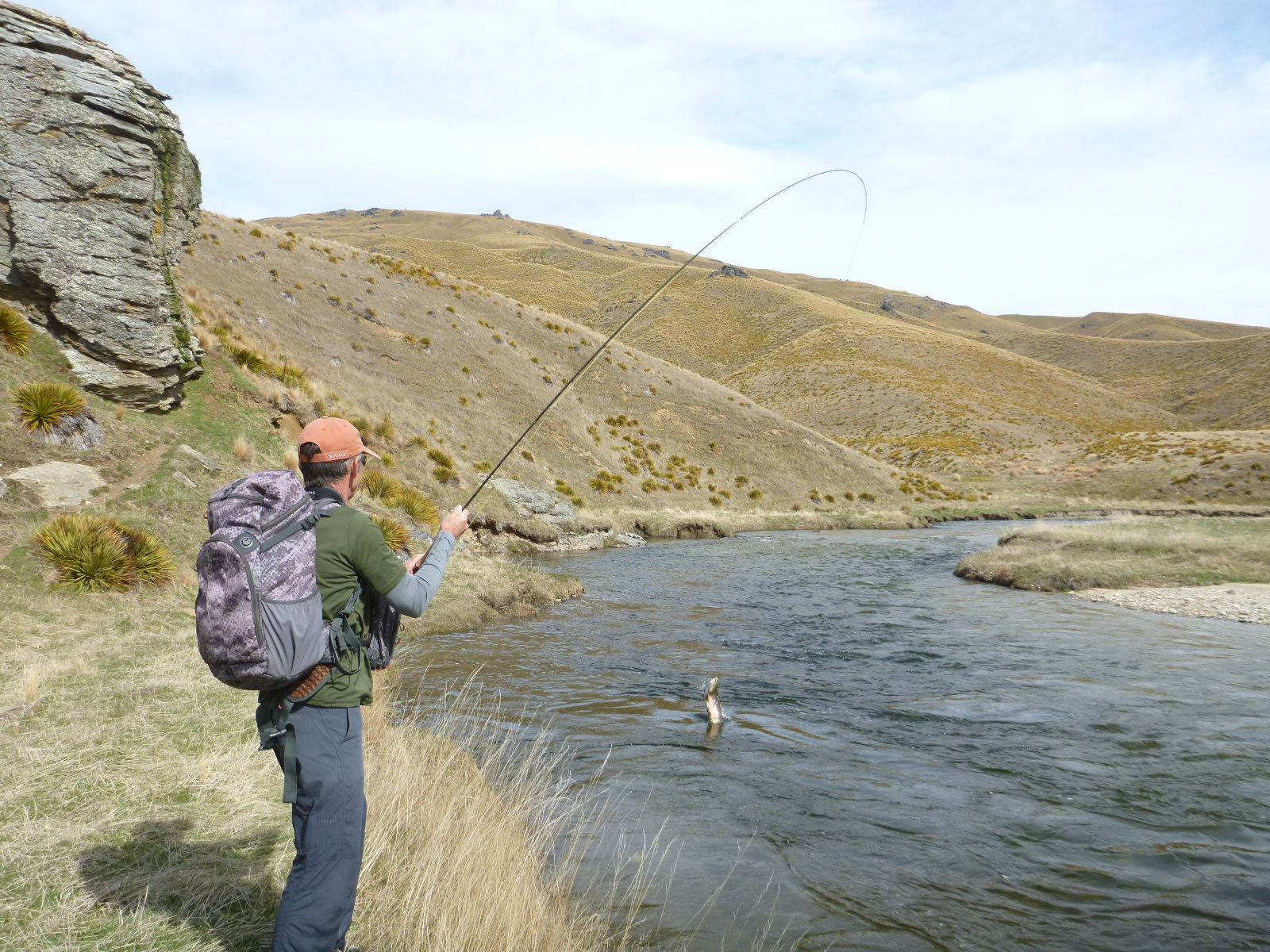 Fishing with Robbie, Oct 2014 044