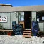 the Cray Pot.. Simple seafood done well!