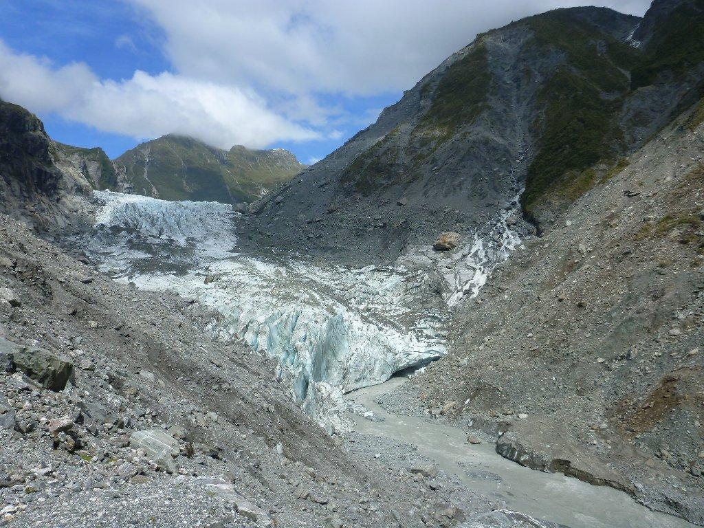 Fox Glacier..