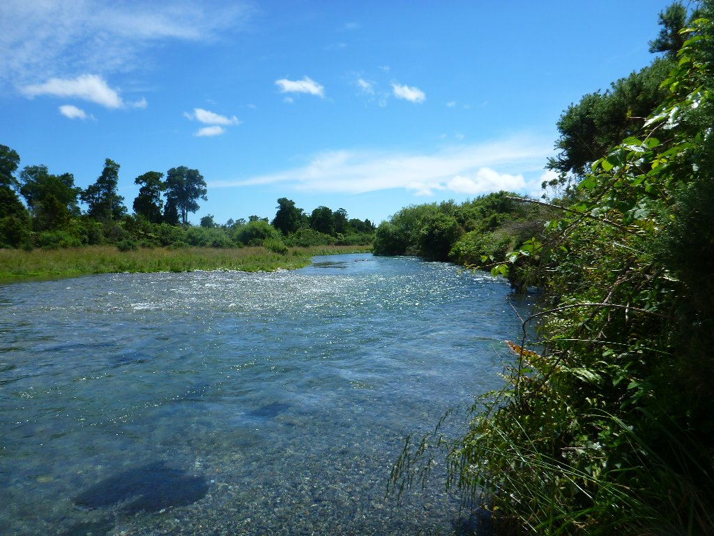 And another river.. This one was simply stunning with water as clear as I've seen!