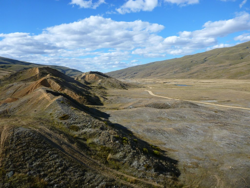 Exploring new parts of well worn terrain..