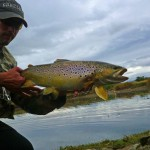Some of the most beautiful, healthy trout come from murky, dirty water!