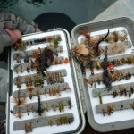 A well skinned box of flies by the end of the trip! What a trip it was...