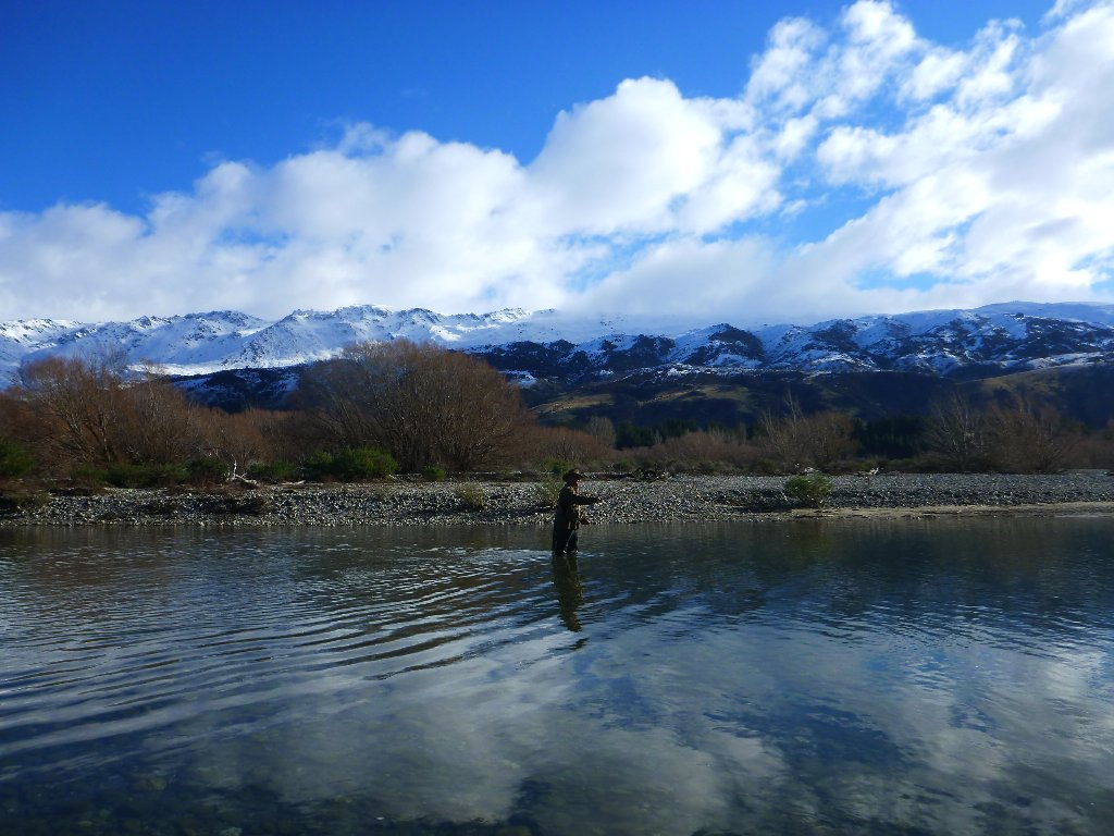 Winter fishing has a lot to offer in NZ.