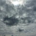 A fantastic Corrib sky..