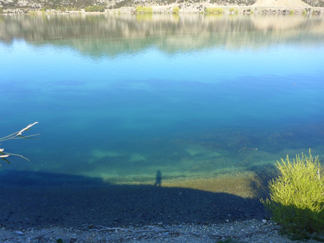 Lake Dunstan..