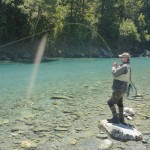 Fishing with Mark Adamson on the West Coast..