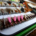 A few dries and nymphs for the Mataura...