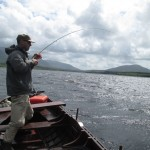 Into my first of 2, There is something uniquely special about catching Atlantic Salmon.
