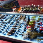 Iv'e been having heaps of success using Stu's Superior Flies..