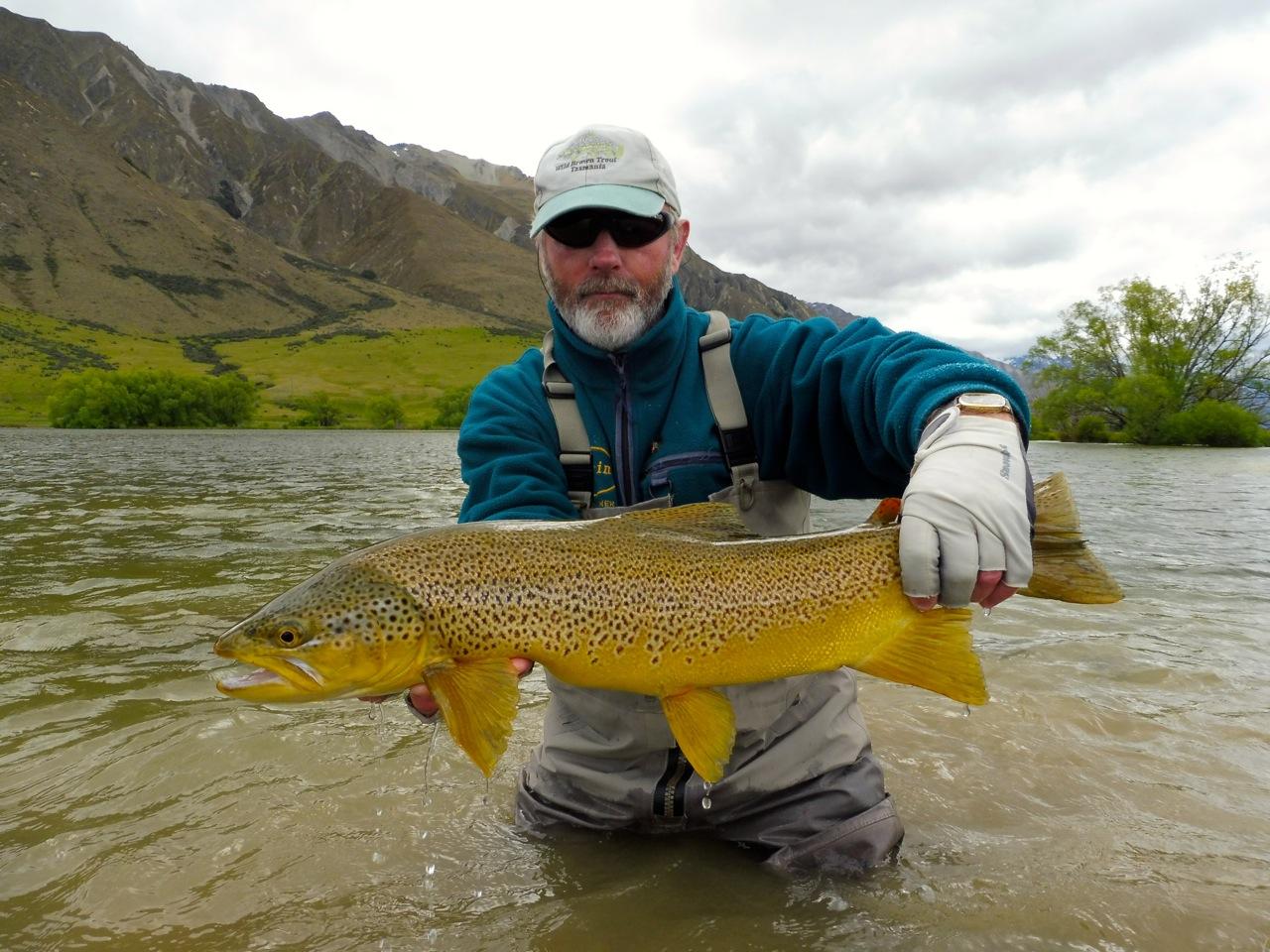 A superb fish for Joe Creane!