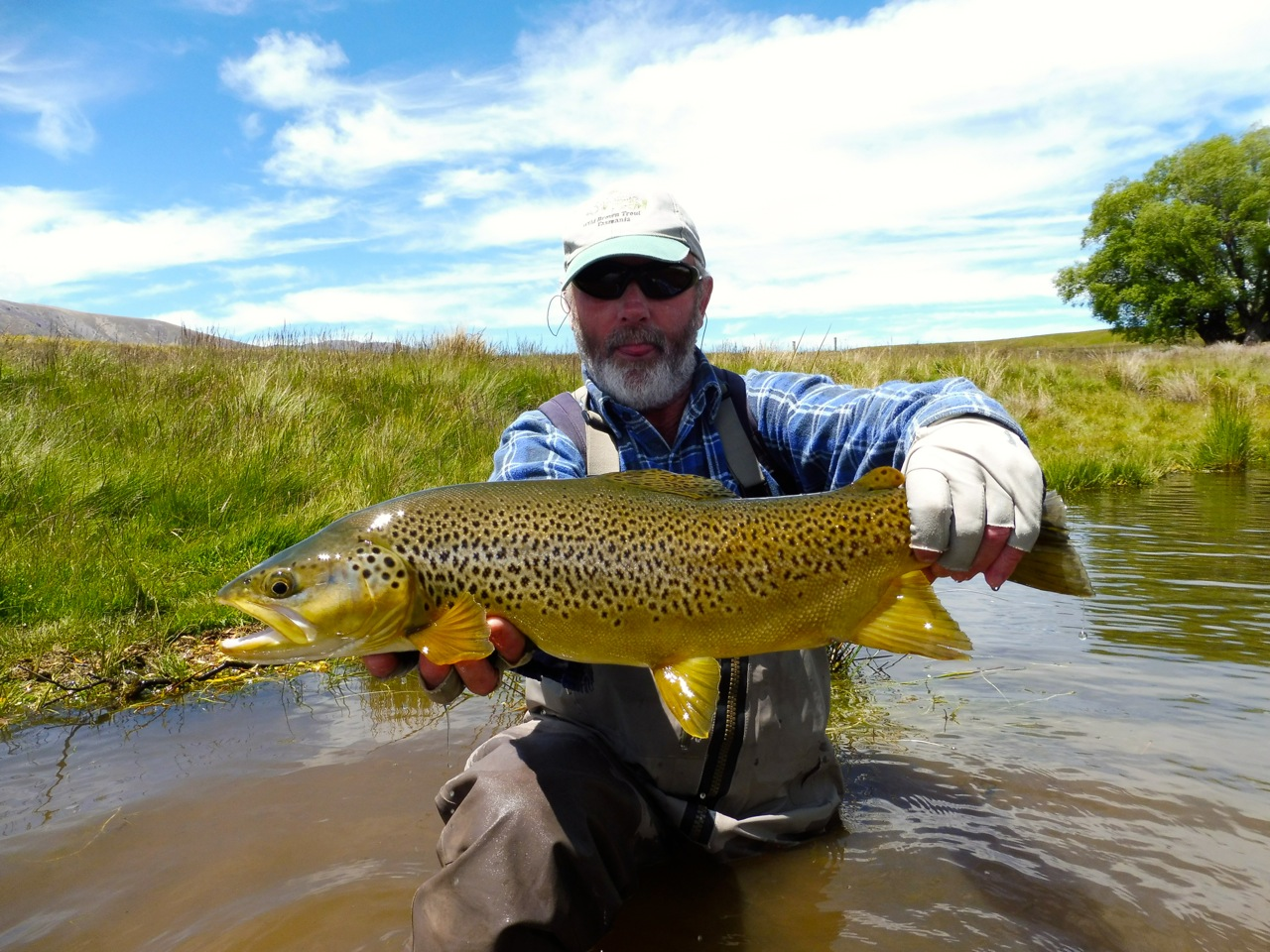 Another great fish for dad..