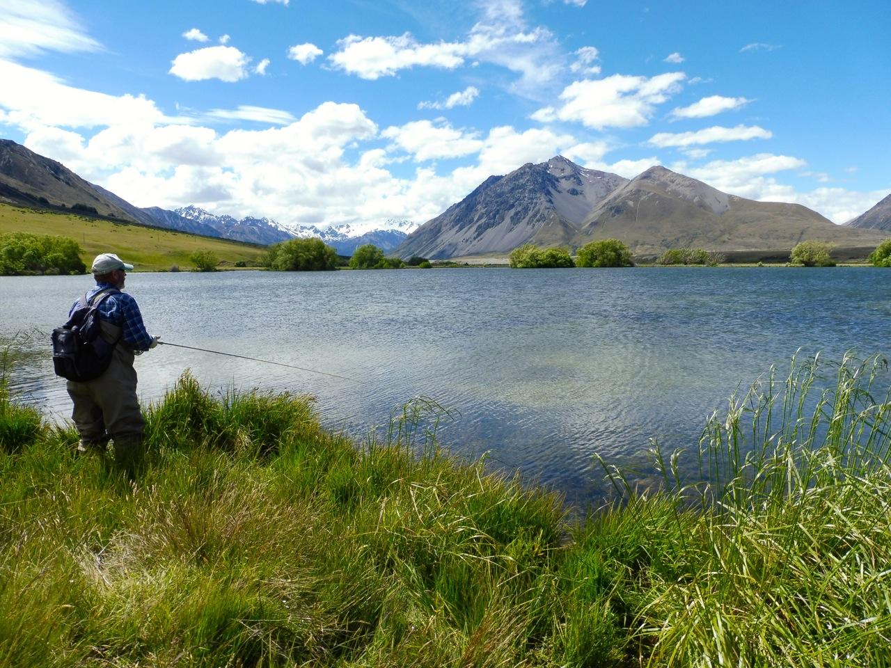 Ronan's Report » Fishing Guide Wanaka