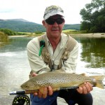 Day 3 saw Fergus out of action with a bad knee, Tim landed 9 up to 6lbs. An amazing day on the water. The river was dropping and clearing and the fish were hungry!
