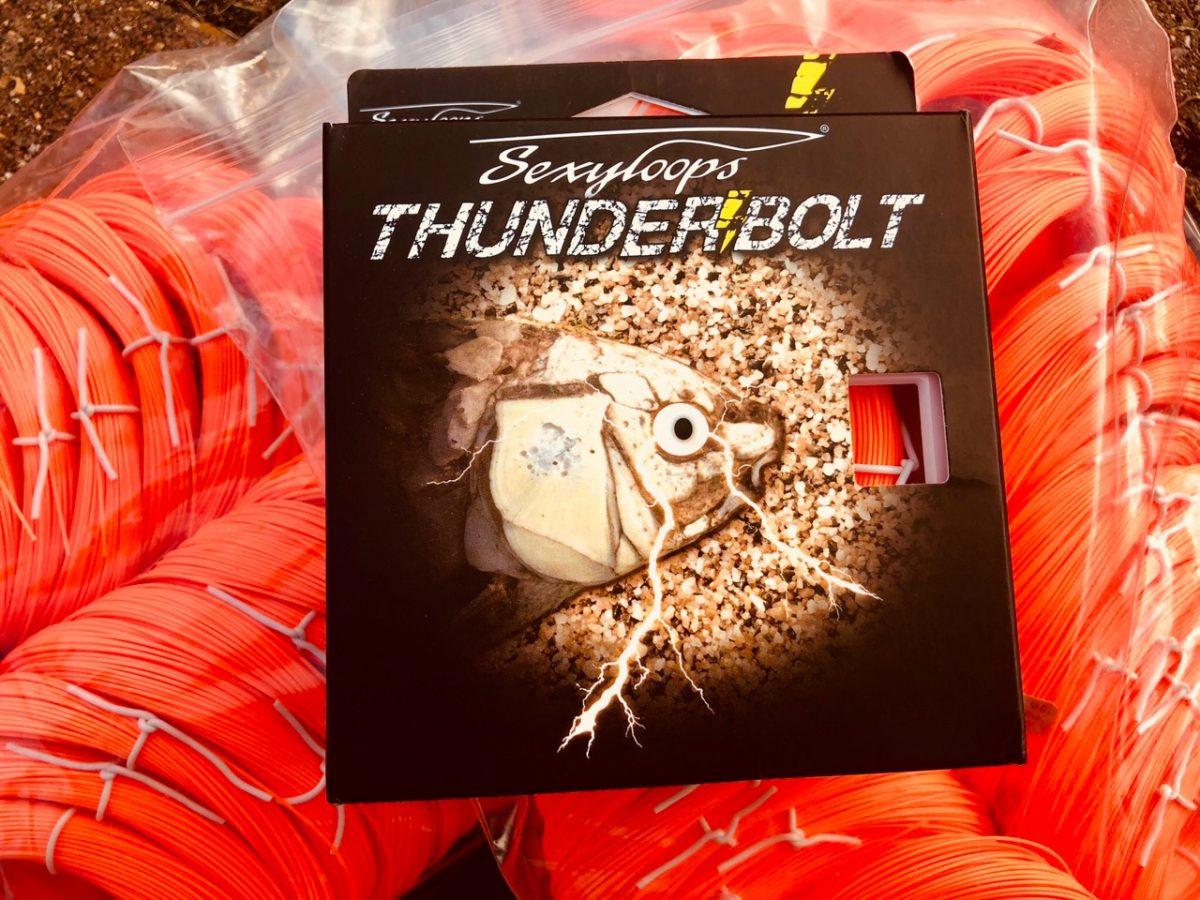 Thunderbolt 6 Instructor Lines