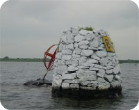 A Corrib rock discovered and successfully avoided