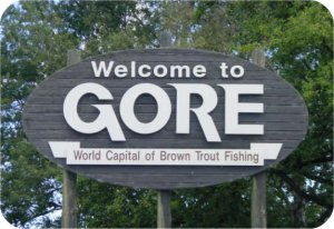 Interestingly enough I hear there has been a TV program suggesting that Gore is also the &#34Gay capital of NZ&#34 (but no sign for that!) :-)