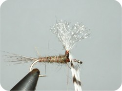 Not everything in flytying can be easily explained