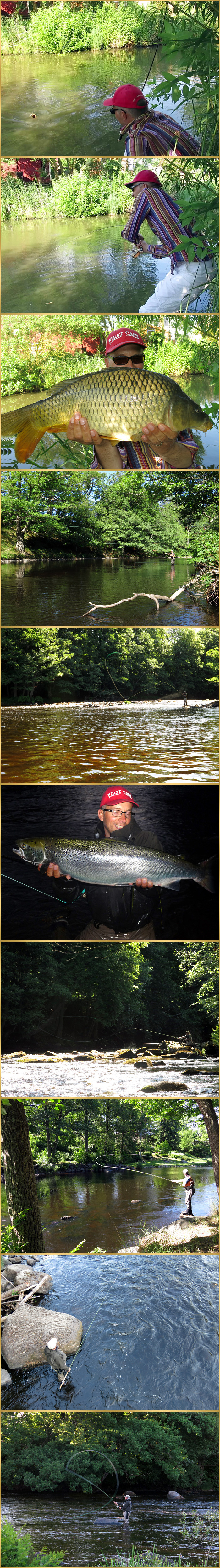 fly fishing atlantic salmon