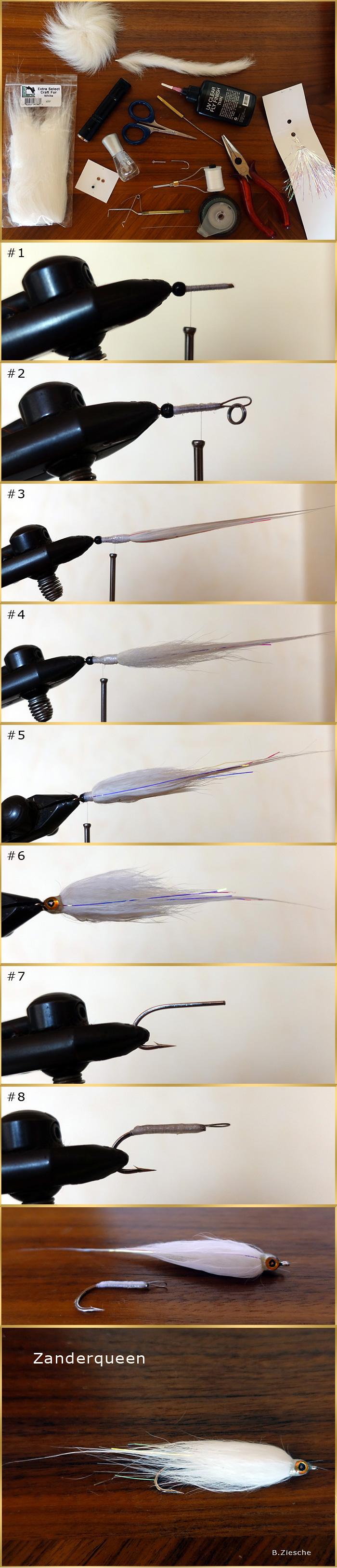 flies pike perch