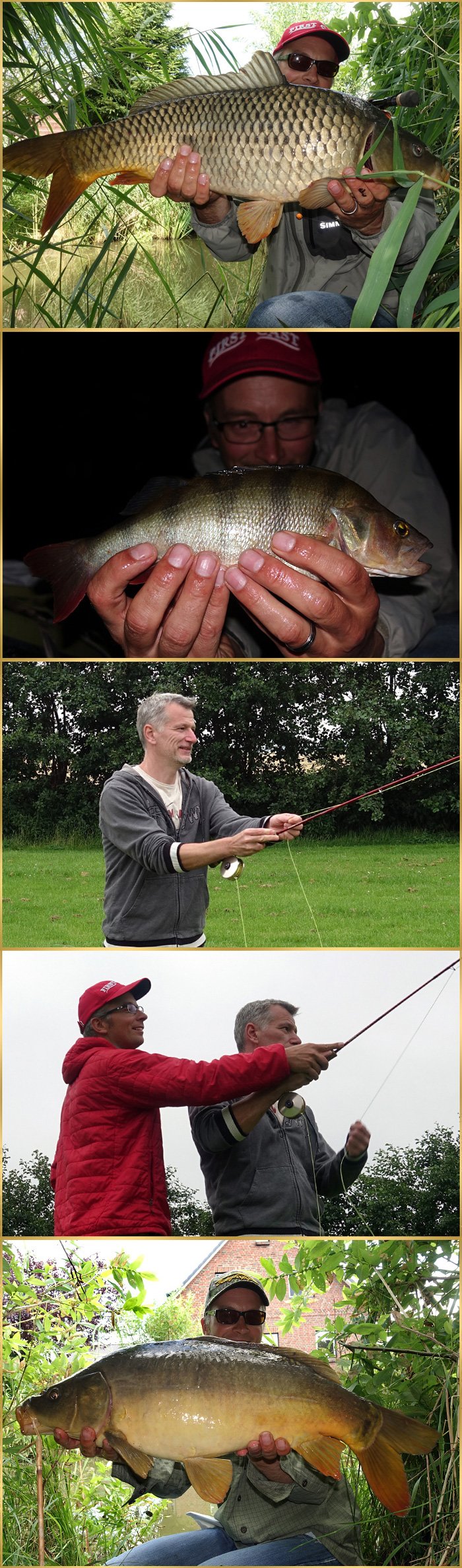 flyfishing coarse